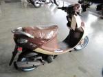 Мотоцикл Buddy 170i (2012): Эксплуатация, руководство, цены, стоимость и расход топлива
