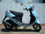 Мотоцикл Buddy 50 (2008): Эксплуатация, руководство, цены, стоимость и расход топлива