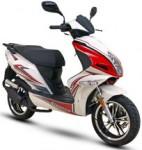 Мотоцикл Cyrus II 125 (2009): Эксплуатация, руководство, цены, стоимость и расход топлива