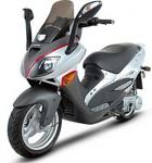 Мотоцикл FVision 125 (2009): Эксплуатация, руководство, цены, стоимость и расход топлива