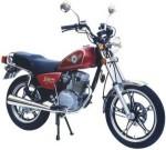 Мотоцикл HD-125S (2007): Эксплуатация, руководство, цены, стоимость и расход топлива