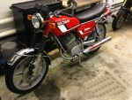 Мотоцикл K 125 S (1979): Эксплуатация, руководство, цены, стоимость и расход топлива