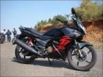 Мотоцикл Karizma ZMR (2012): Эксплуатация, руководство, цены, стоимость и расход топлива