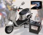 Мотоцикл Elektroroller Retro Lithium (2010): Эксплуатация, руководство, цены, стоимость и расход топлива