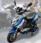 Мотоцикл EM 2500 Elektroroller (2009): Эксплуатация, руководство, цены, стоимость и расход топлива