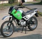 Мотоцикл 125 Dakar (2005): Эксплуатация, руководство, цены, стоимость и расход топлива