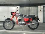 Мотоцикл 350 California (1973): Эксплуатация, руководство, цены, стоимость и расход топлива