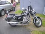 Мотоцикл JL 125-9 (2004): Эксплуатация, руководство, цены, стоимость и расход топлива