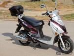 Мотоцикл JL 125T-13 (2007): Эксплуатация, руководство, цены, стоимость и расход топлива