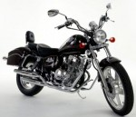 Мотоцикл JL 250A V-Gunn (2007): Эксплуатация, руководство, цены, стоимость и расход топлива
