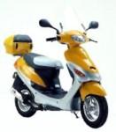 Информация по эксплуатации, максимальная скорость, расход топлива, фото и видео мотоциклов JL 50QT-5 Commuter (2007)