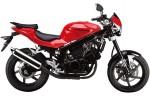 Мотоцикл Comet 250 EFI (2010): Эксплуатация, руководство, цены, стоимость и расход топлива