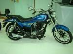 Мотоцикл Mirage 150 (2010): Эксплуатация, руководство, цены, стоимость и расход топлива