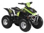 Мотоцикл ATV 100 (2009): Эксплуатация, руководство, цены, стоимость и расход топлива