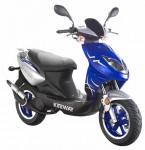 Мотоцикл F-Act 125 (2009): Эксплуатация, руководство, цены, стоимость и расход топлива