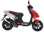 Информация по эксплуатации, максимальная скорость, расход топлива, фото и видео мотоциклов F-act 90 (2007)