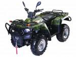 Информация по эксплуатации, максимальная скорость, расход топлива, фото и видео мотоциклов XT400ATV 4x4 (2010)