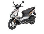 Мотоцикл Florett 50 City (2013): Эксплуатация, руководство, цены, стоимость и расход топлива