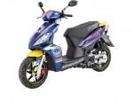 Мотоцикл Galactica 2.0 RS 50 DD (2013): Эксплуатация, руководство, цены, стоимость и расход топлива