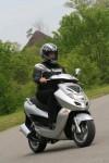 Мотоцикл Bet and Win (2005): Эксплуатация, руководство, цены, стоимость и расход топлива