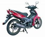 Информация по эксплуатации, максимальная скорость, расход топлива, фото и видео мотоциклов Jetix 50 (2009)