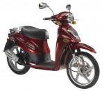 Информация по эксплуатации, максимальная скорость, расход топлива, фото и видео мотоциклов People 50 (2012)