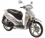 Информация по эксплуатации, максимальная скорость, расход топлива, фото и видео мотоциклов People 150 (2012)