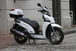 Информация по эксплуатации, максимальная скорость, расход топлива, фото и видео мотоциклов People GT 200i (2012)