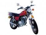 Мотоцикл LF125-10K (2012): Эксплуатация, руководство, цены, стоимость и расход топлива