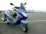 Информация по эксплуатации, максимальная скорость, расход топлива, фото и видео мотоциклов LF250 Elite (2009)