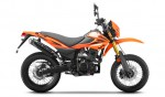 Мотоцикл 200 GY (2005): Эксплуатация, руководство, цены, стоимость и расход топлива