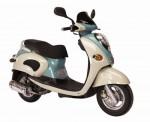 Информация по эксплуатации, максимальная скорость, расход топлива, фото и видео мотоциклов Eggy 125 (2010)