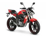 Мотоцикл Naked Streetbike 125 S (2012): Эксплуатация, руководство, цены, стоимость и расход топлива