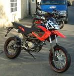 Мотоцикл 125 s (2008): Эксплуатация, руководство, цены, стоимость и расход топлива