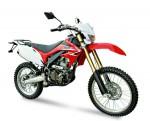 Информация по эксплуатации, максимальная скорость, расход топлива, фото и видео мотоциклов D10 250S (2010)
