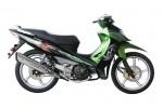 Информация по эксплуатации, максимальная скорость, расход топлива, фото и видео мотоциклов X-Cite 130 (2011)