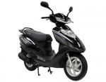 Информация по эксплуатации, максимальная скорость, расход топлива, фото и видео мотоциклов 125 NT Turkuaz (2012)