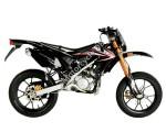 Информация по эксплуатации, максимальная скорость, расход топлива, фото и видео мотоциклов Black Line SM 50 (2010)