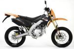Информация по эксплуатации, максимальная скорость, расход топлива, фото и видео мотоциклов Duna 125 Supermotard (2012)