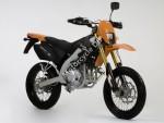 Информация по эксплуатации, максимальная скорость, расход топлива, фото и видео мотоциклов Duna Sports City Supermotard (2010)