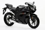 Мотоцикл RX 125R (2012): Эксплуатация, руководство, цены, стоимость и расход топлива