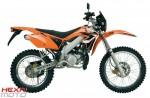 Информация по эксплуатации, максимальная скорость, расход топлива, фото и видео мотоциклов RYZ 49 Off Road (2012)