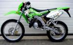 Информация по эксплуатации, максимальная скорость, расход топлива, фото и видео мотоциклов RYZ Enduro (2008)