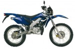 Информация по эксплуатации, максимальная скорость, расход топлива, фото и видео мотоциклов Ryz 50 Pro Racing Enduro (2007)