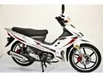 Информация по эксплуатации, максимальная скорость, расход топлива, фото и видео мотоциклов Brio 125 (2012)
