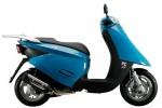 Информация по эксплуатации, максимальная скорость, расход топлива, фото и видео мотоциклов Ezio 125 (2012)