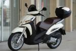 Информация по эксплуатации, максимальная скорость, расход топлива, фото и видео мотоциклов Geopolis 300 (2012)