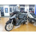 Информация по эксплуатации, максимальная скорость, расход топлива, фото и видео мотоциклов Geopolis 400 Premium (2009)