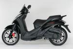Информация по эксплуатации, максимальная скорость, расход топлива, фото и видео мотоциклов Geopolis RS 125 (2010)