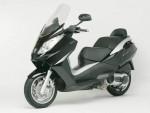 Информация по эксплуатации, максимальная скорость, расход топлива, фото и видео мотоциклов Satelis 500 Premium (2008)